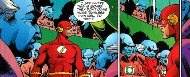 Review VO - Flash & Green Lantern : The Brave and the Bold 3