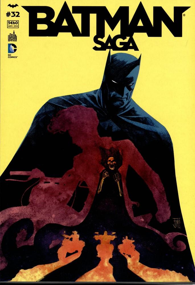 Critique Batman saga 32