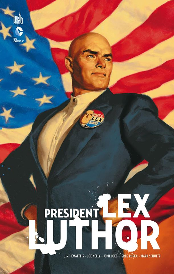 critique president lex luthor