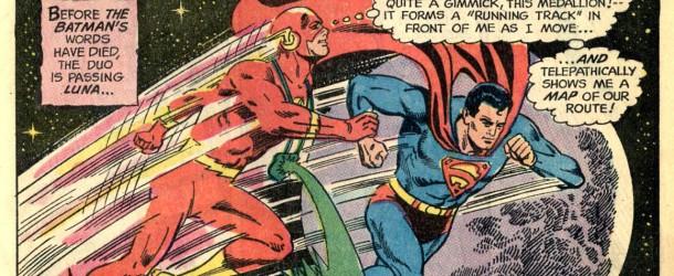Dossier - Flash VS Superman : Courses de légende 6