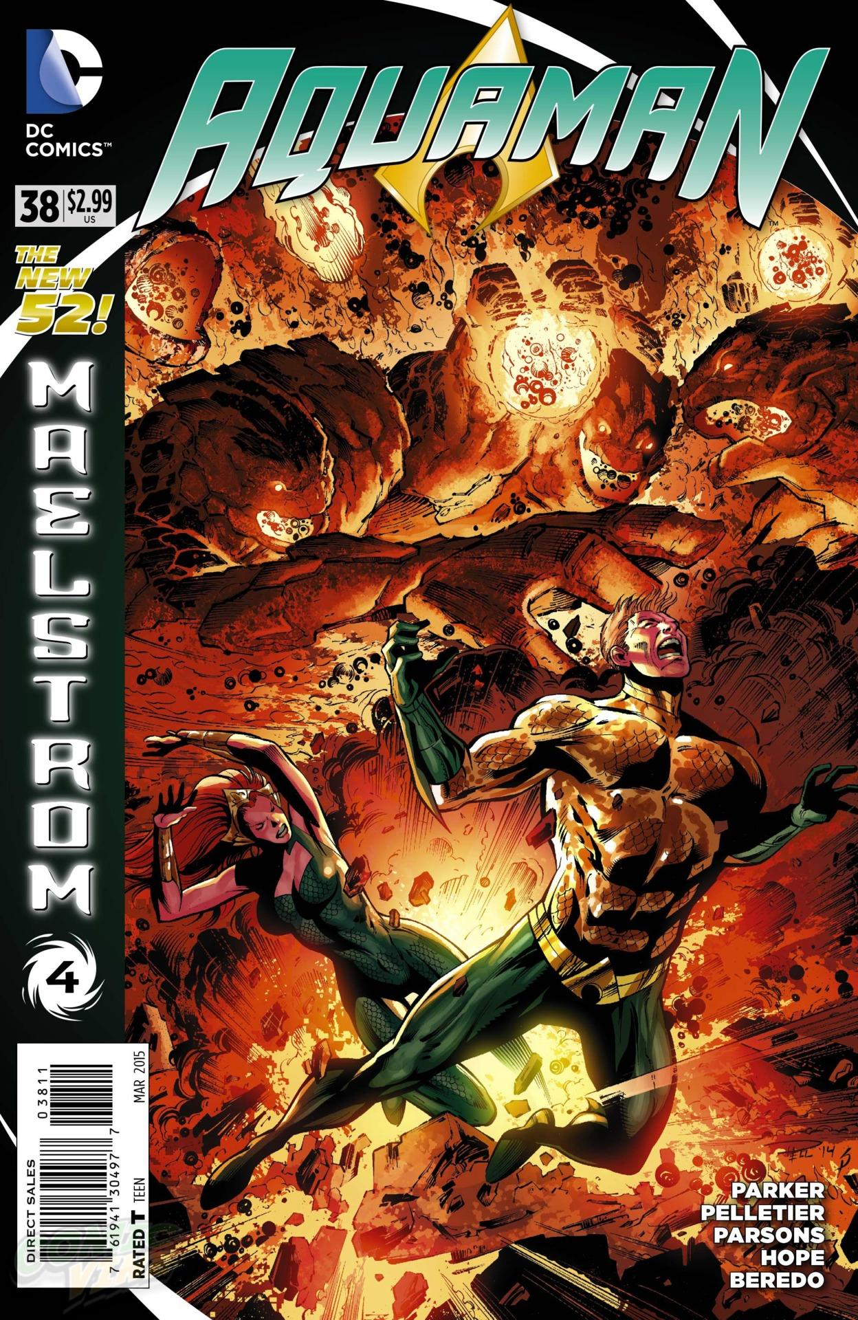 Preview Aquaman #38