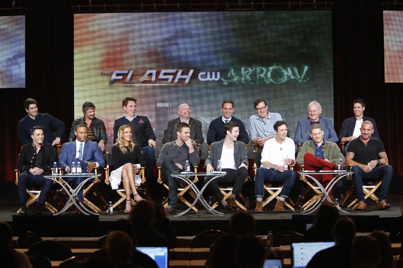 Panel Arrow Flash