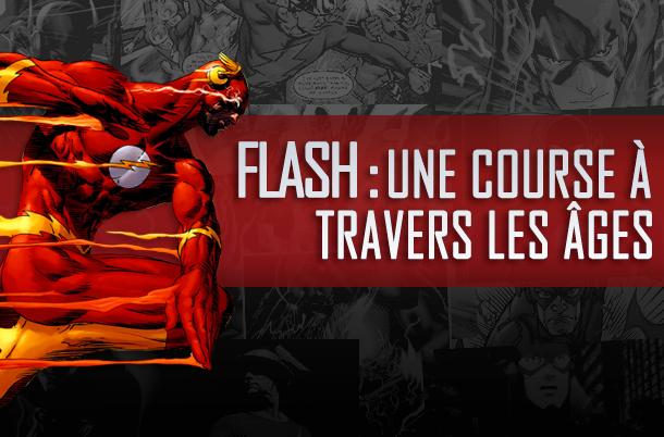 Flash : une course à travers les âges