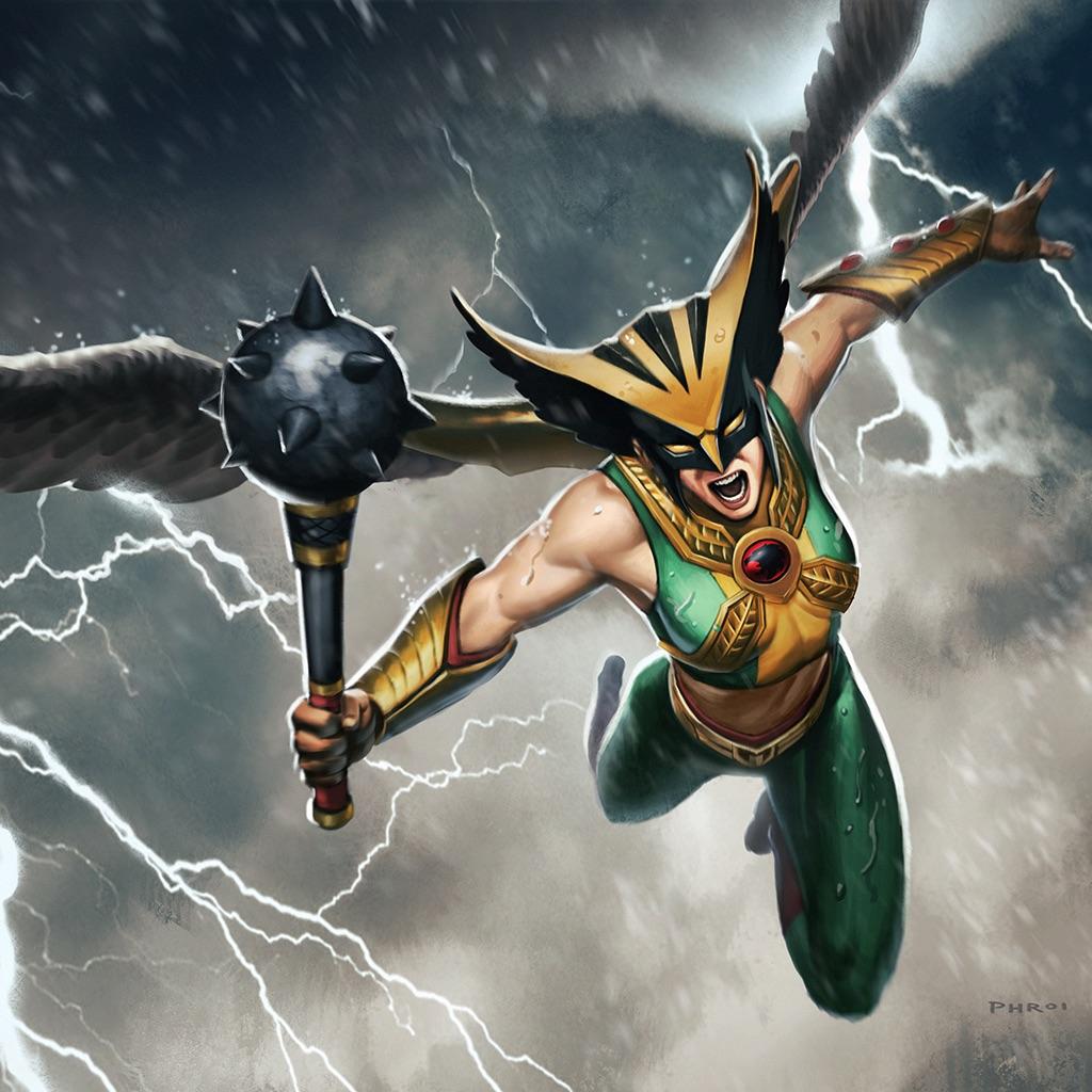 Hawkgirl