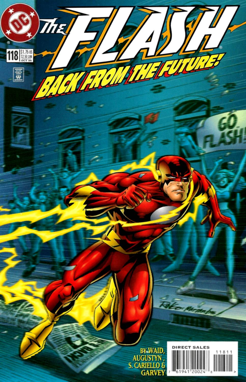 The Flash : Race Against Time