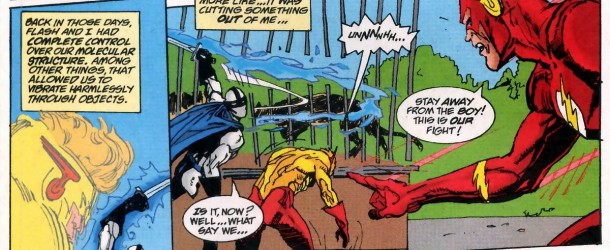 Review VO - The Flash : Born to Run 4
