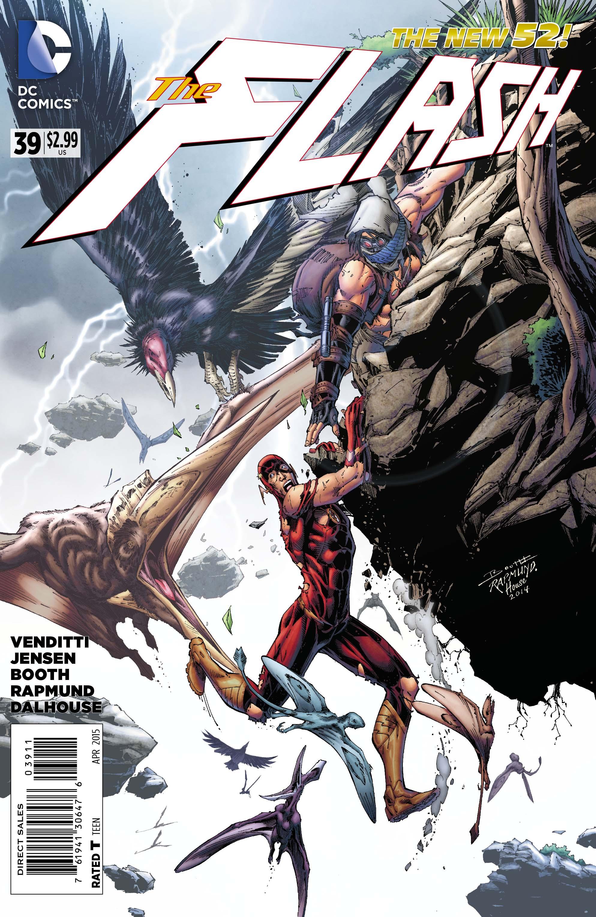 The Flash #39