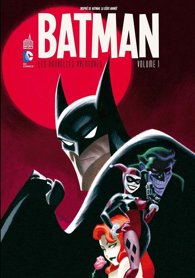 Batman, Les Nouvelles Aventures Tome 1
