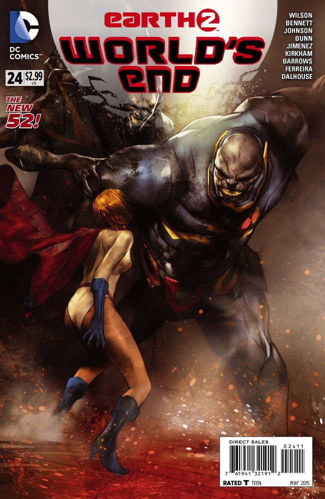 Preview Earth 2 : World's End #24