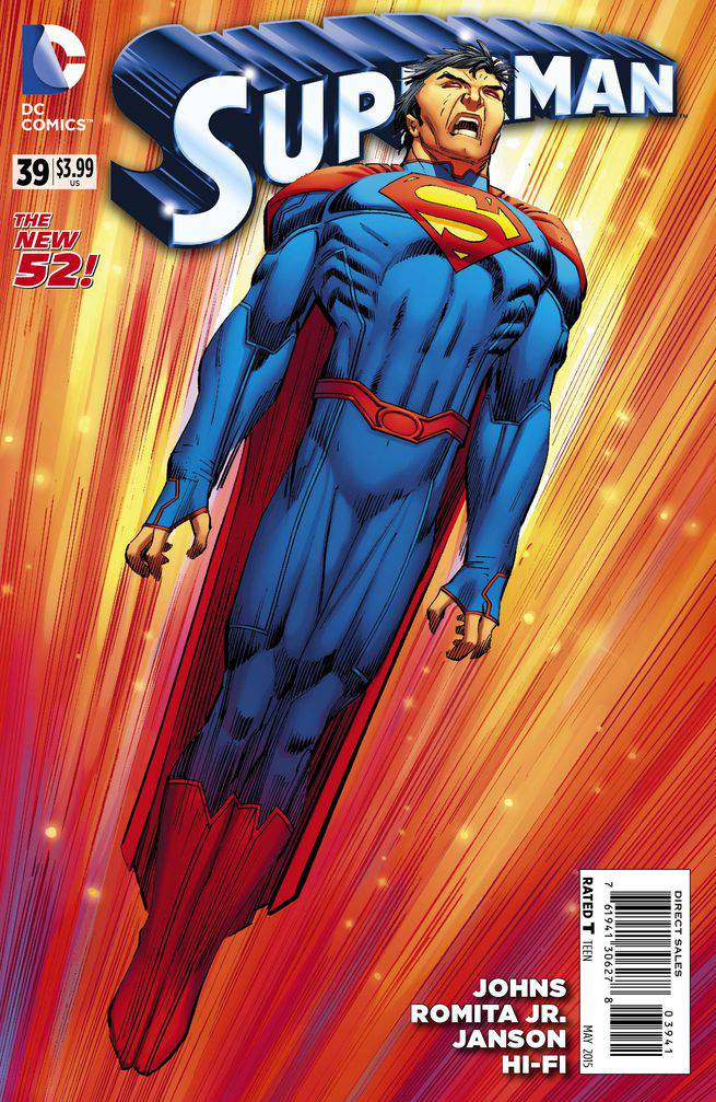 Preview Superman #39