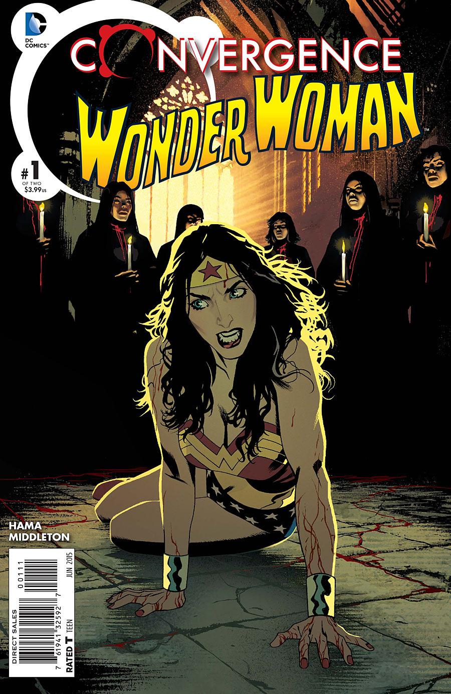 Convergence : Wonder Woman #1