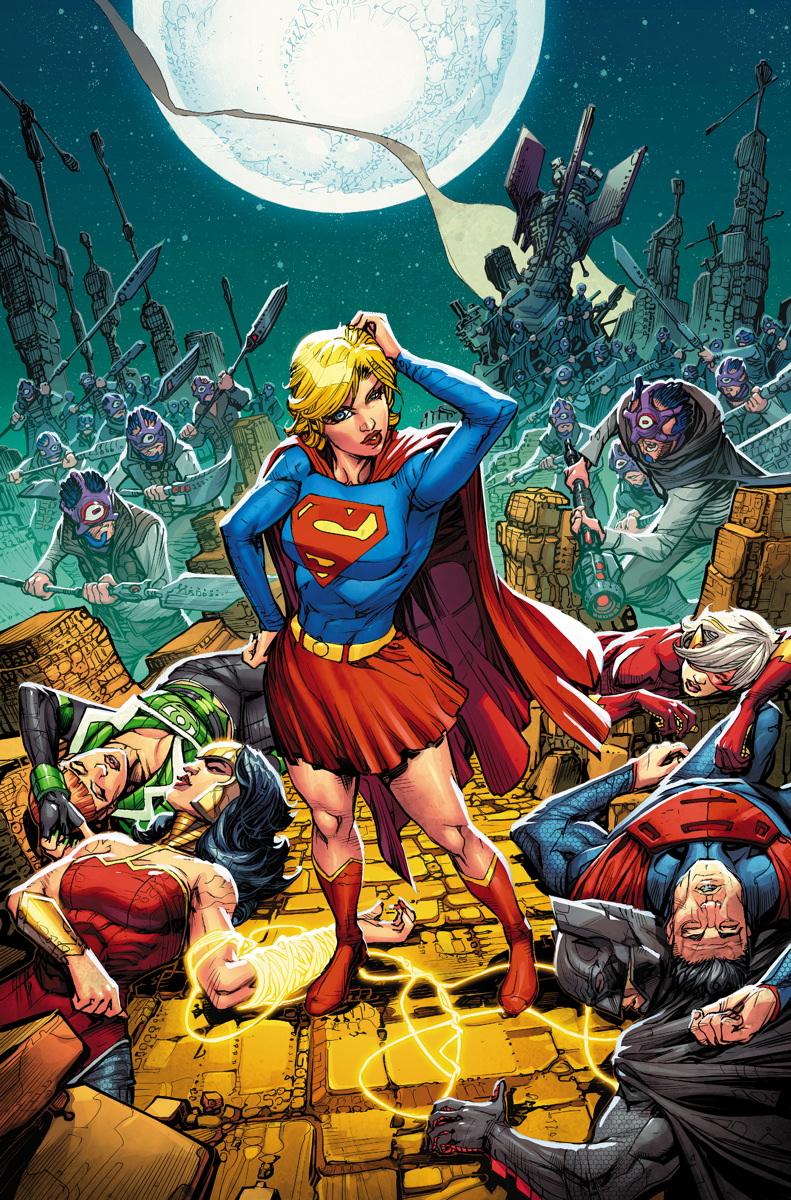 Dc Comics Justice League : Sollicitations vo juillet dc universe partie