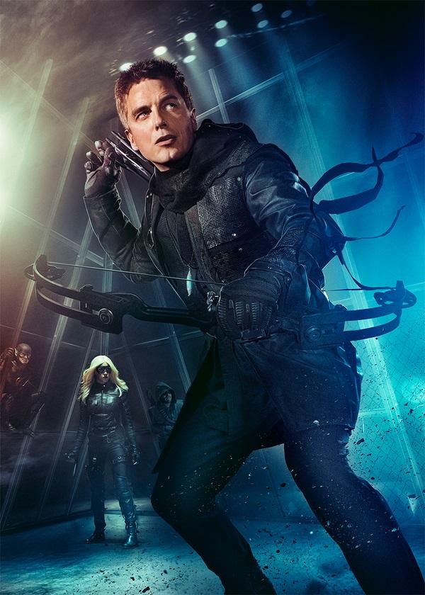 Arrow The Fallen