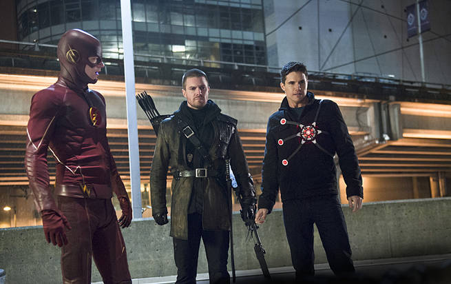 Preview TV - The Flash S01E22