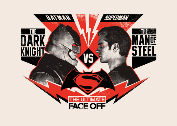 Concept art Batman V Superman