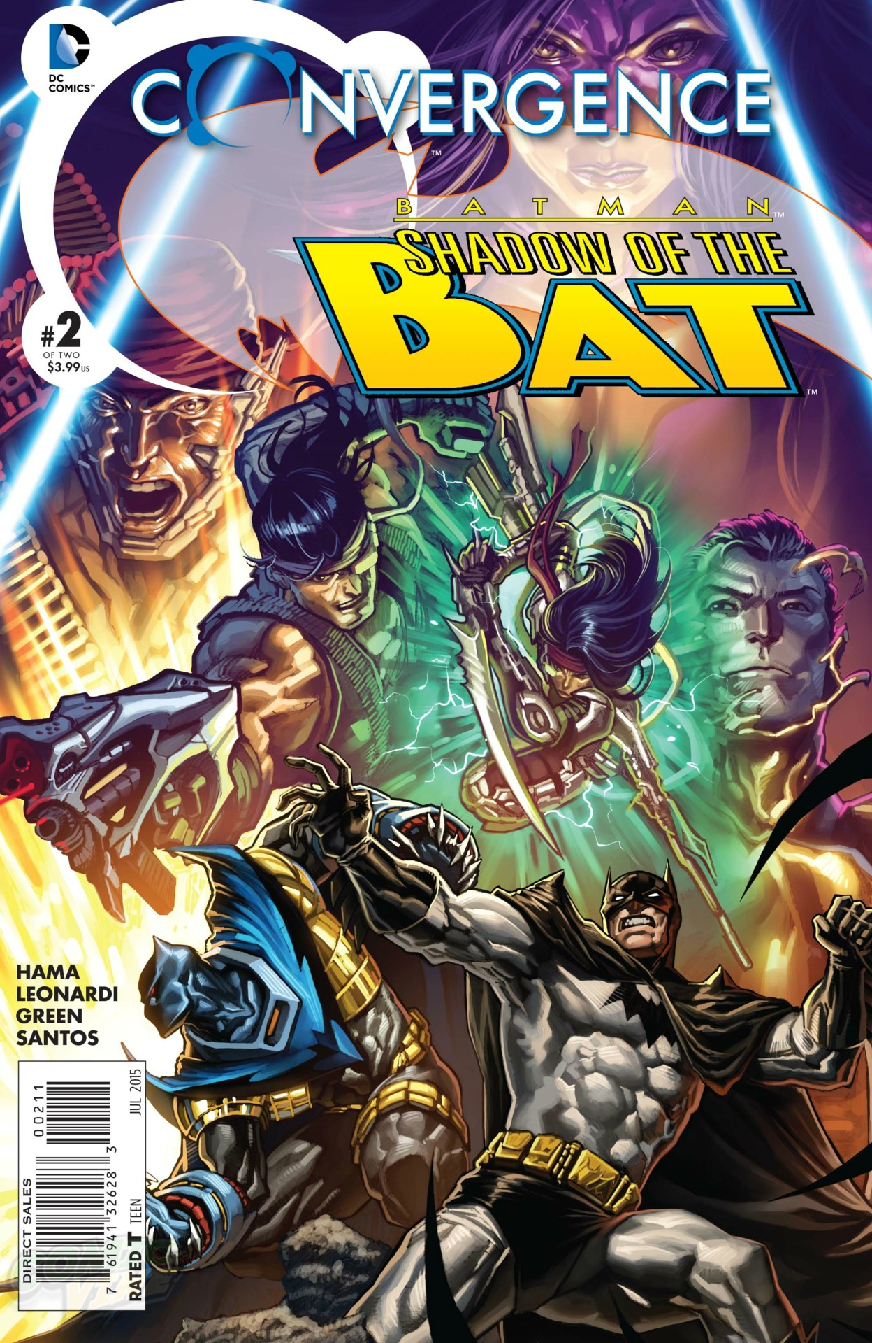 Preview Convergence Shadow of the Bat #2