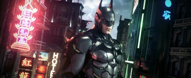 Test - Batman: Arkham Knight 2