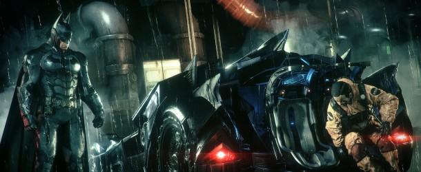 Test - Batman: Arkham Knight 3