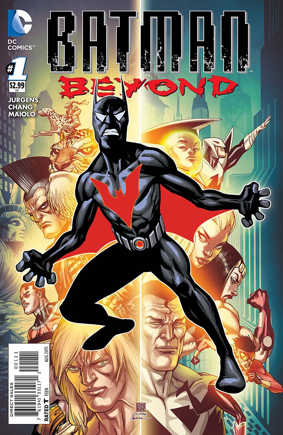 Review Batman Beyond #1
