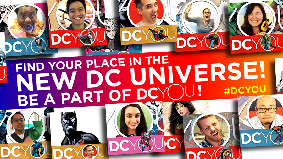 10 ans de DC : 2015, premières tentatives de réinvention 1