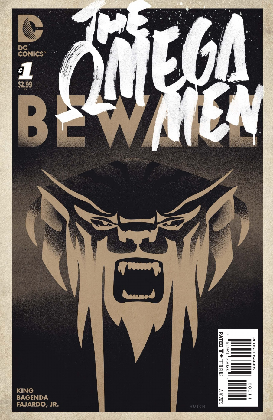 Preview The Omega Men #1
