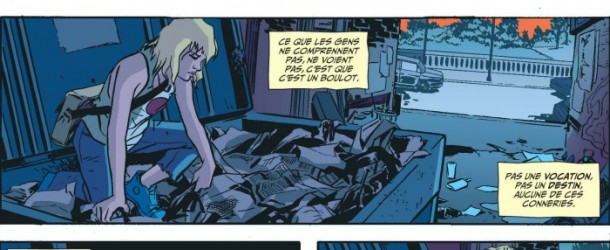 Review VF - Gotham Central tome 4 1