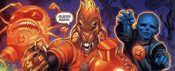 Dossier - Les vilains les plus colorés de Green Lantern 2