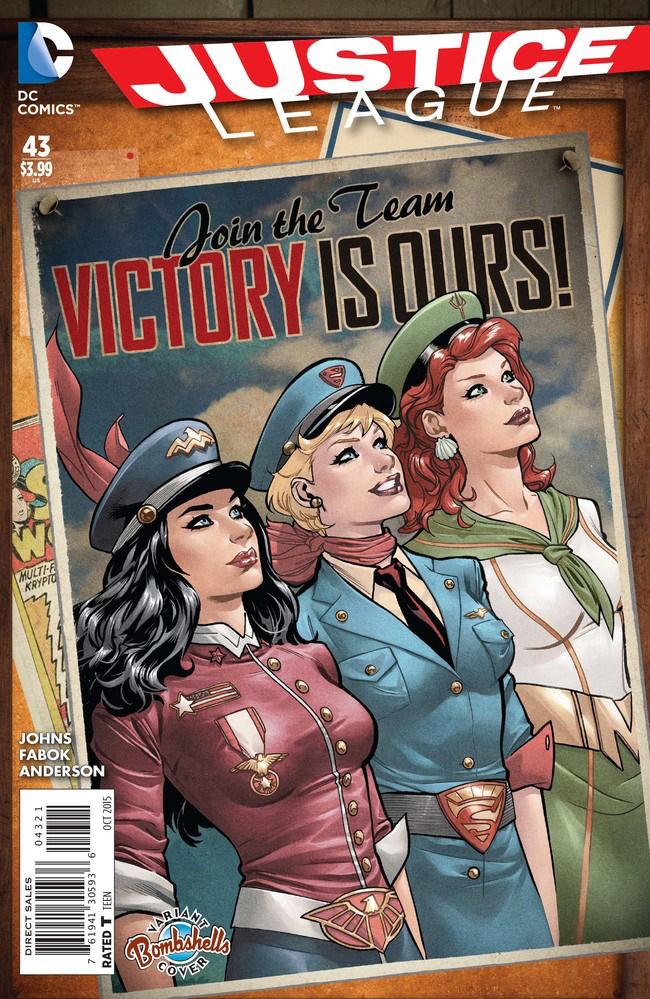 Preview Justice League #43