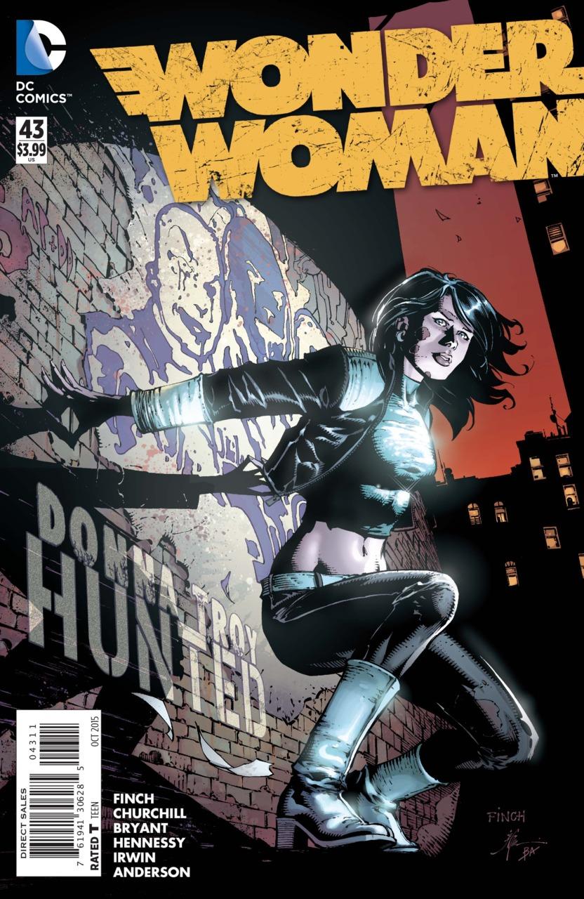 Preview Wonder Woman #43