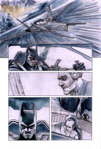 DC Planet Interview ! - Juan Ferreyra, artiste sur Gotham by Midnight 1