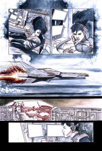 DC Planet Interview ! - Juan Ferreyra, artiste sur Gotham by Midnight 2