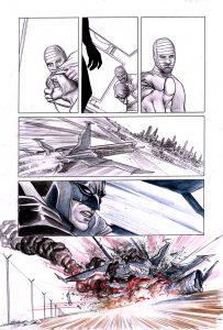 DC Planet Interview ! - Juan Ferreyra, artiste sur Gotham by Midnight 3