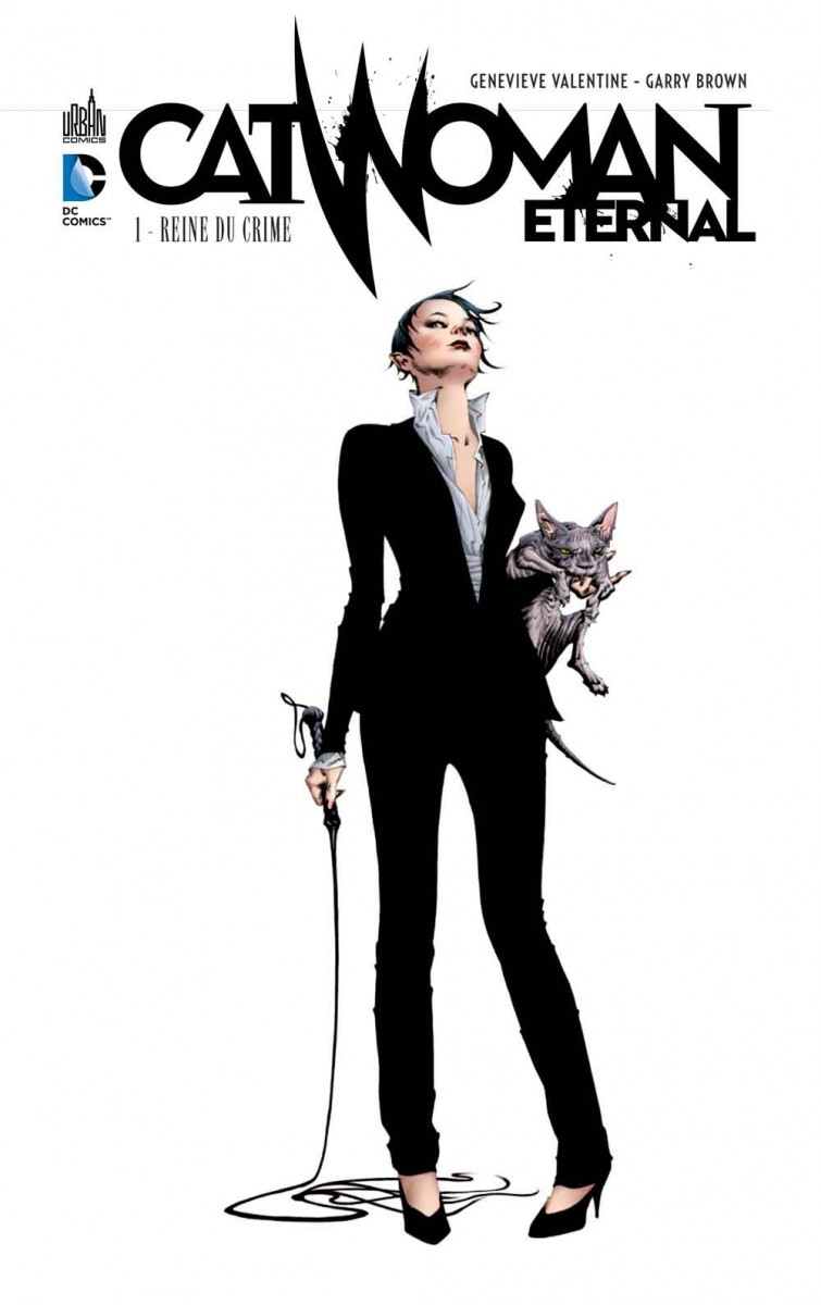 Preview Catwoman Eternal Tome 1