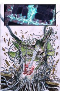 DC Planet Interview ! - Juan Ferreyra, artiste sur Gotham by Midnight 4