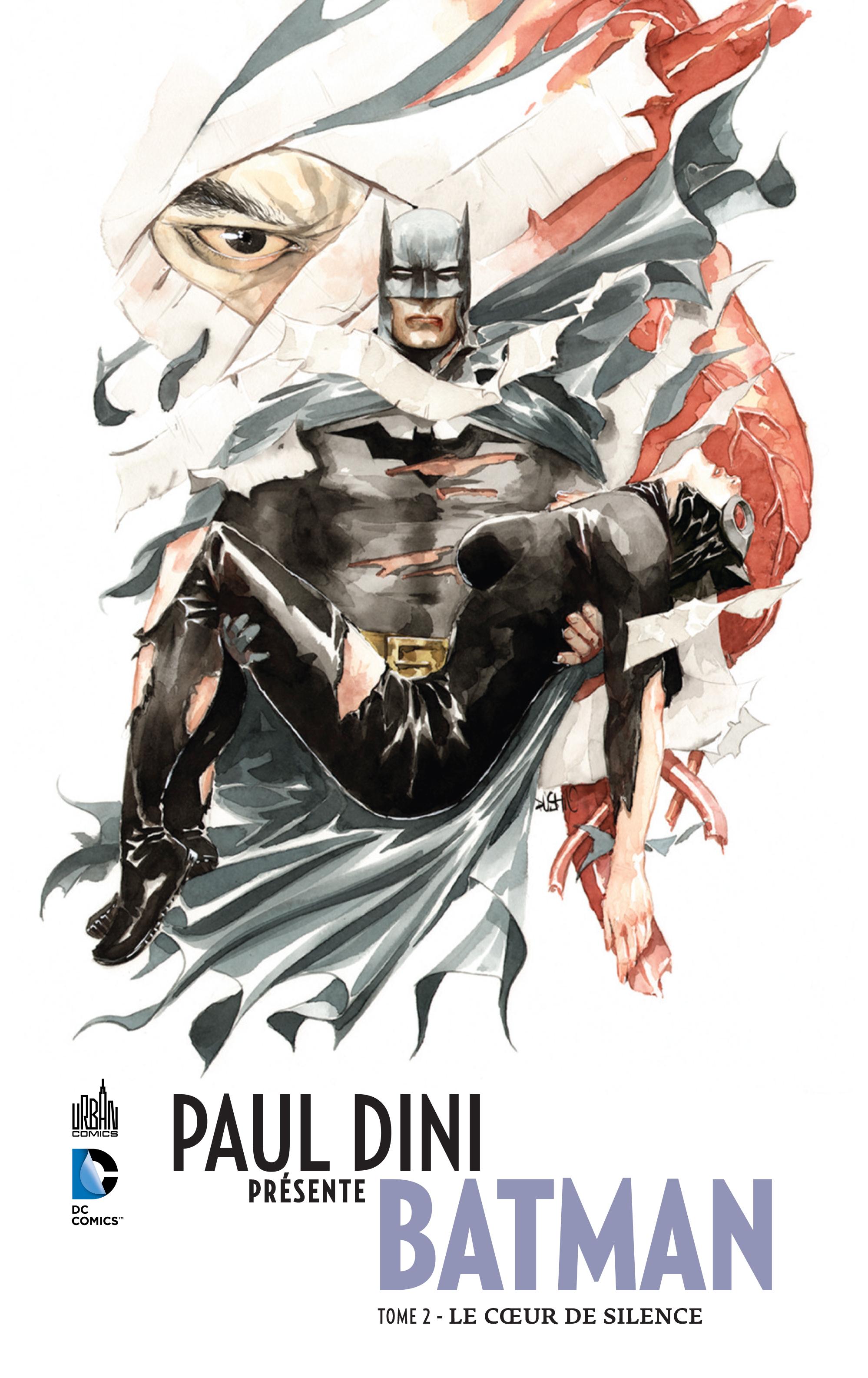critique paul dini présente batman tome 2