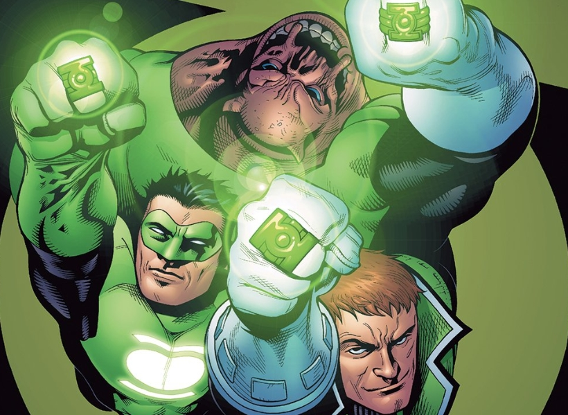 review vo green lantern corps recharge dcplanet fr