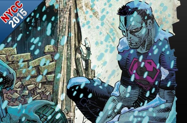 récap panel DC Comics Heroes to the Core