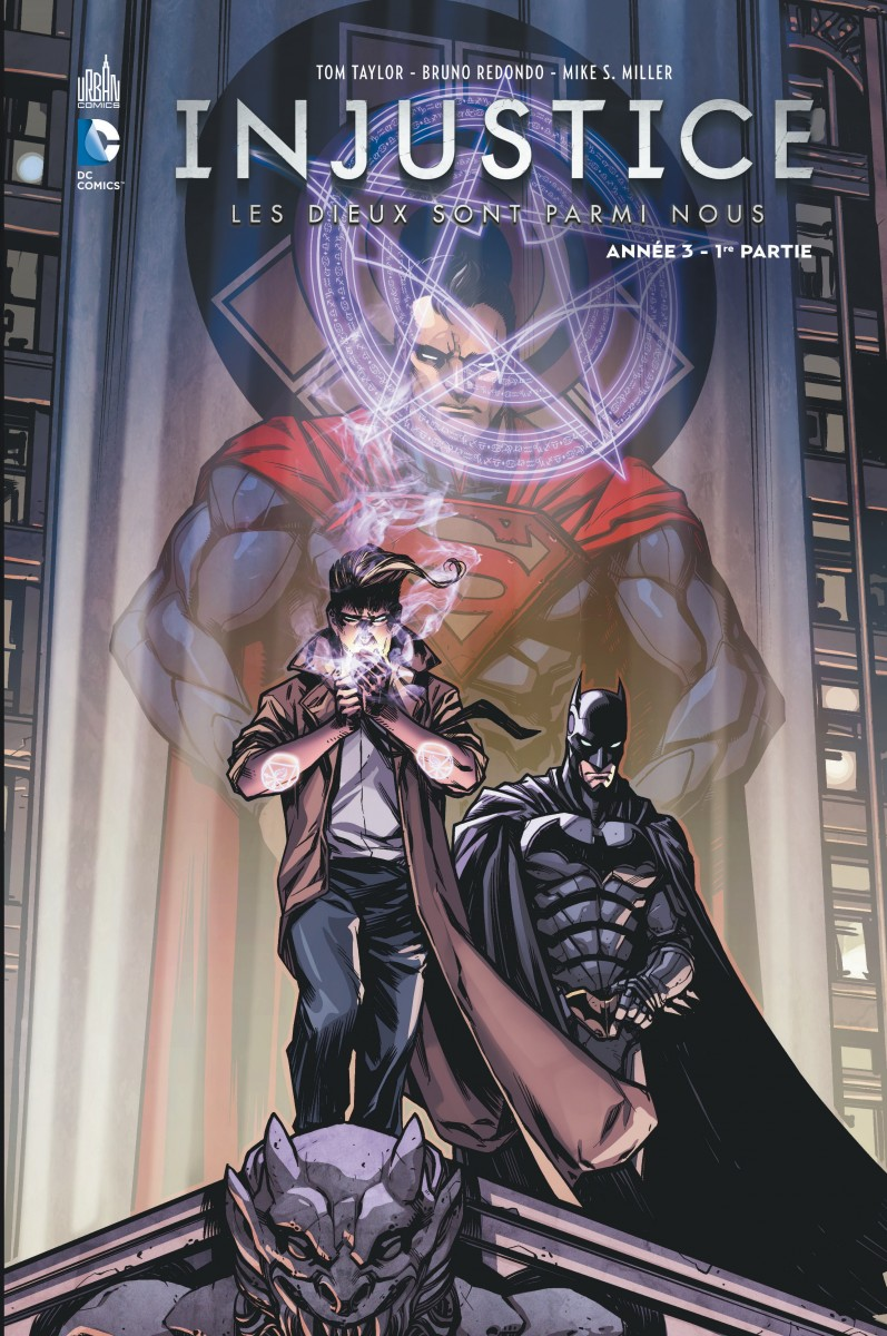 Preview Injustice Tome 5