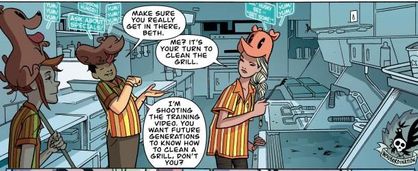 DC Planet Interview ! - Mark Russell, scénariste de Prez 3