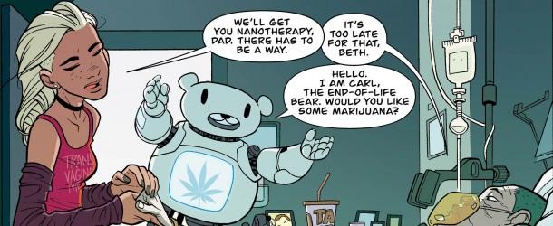 DC Planet Interview ! - Mark Russell, scénariste de Prez 2