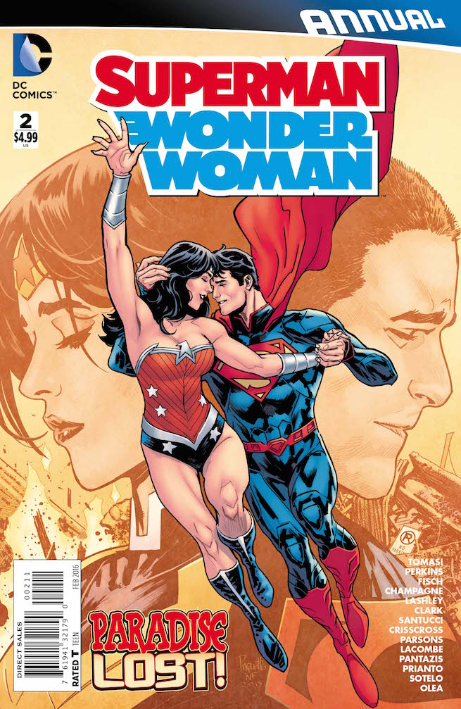 Preview Superman/Wonder Woman Annual #2