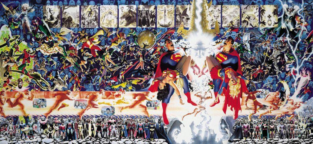 Crisis on Infinite Earths : Que sait-on sur le prochain crossover de la CW ? 2