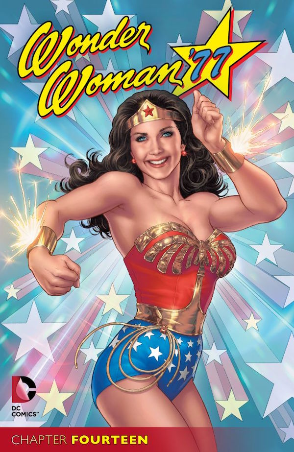 Preview Wonder Woman '77 #14