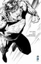 Preview VF - Superman Unchained Black and White 1