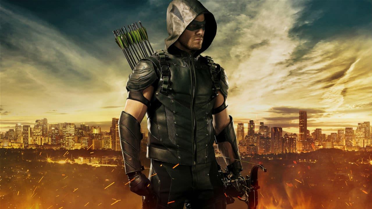 Arrow S04e16