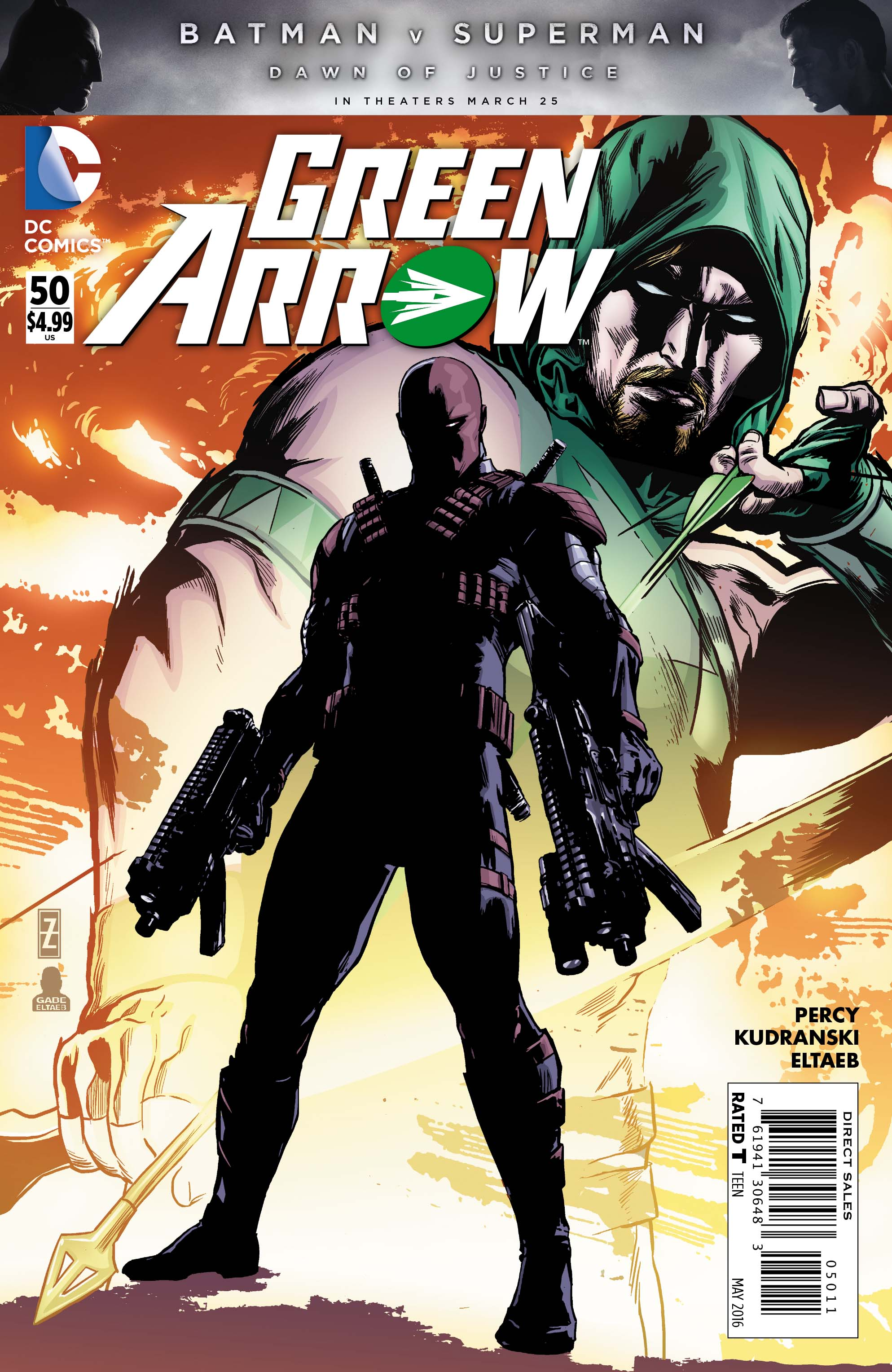 Preview Green Arrow #50