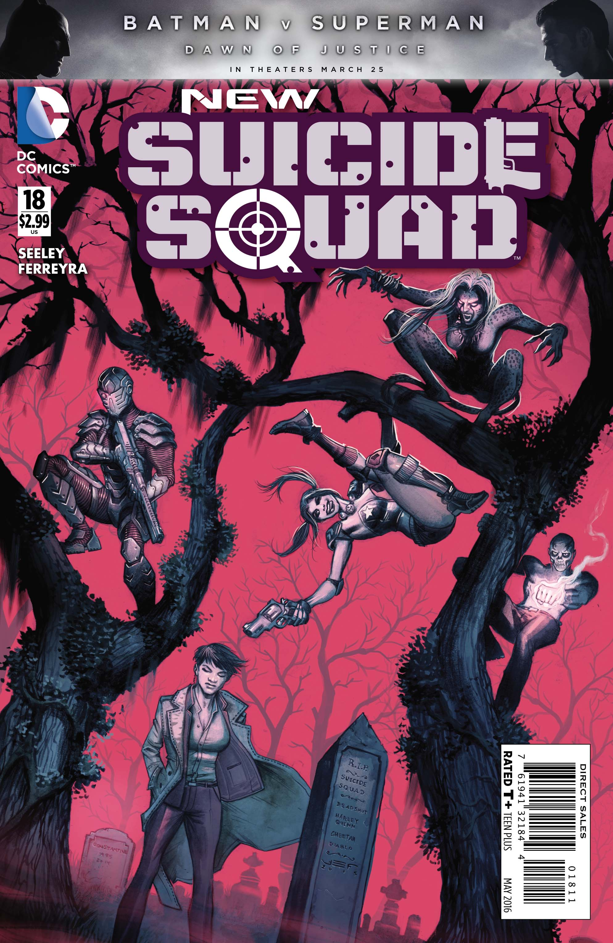 Preview New Suicide Squad #18