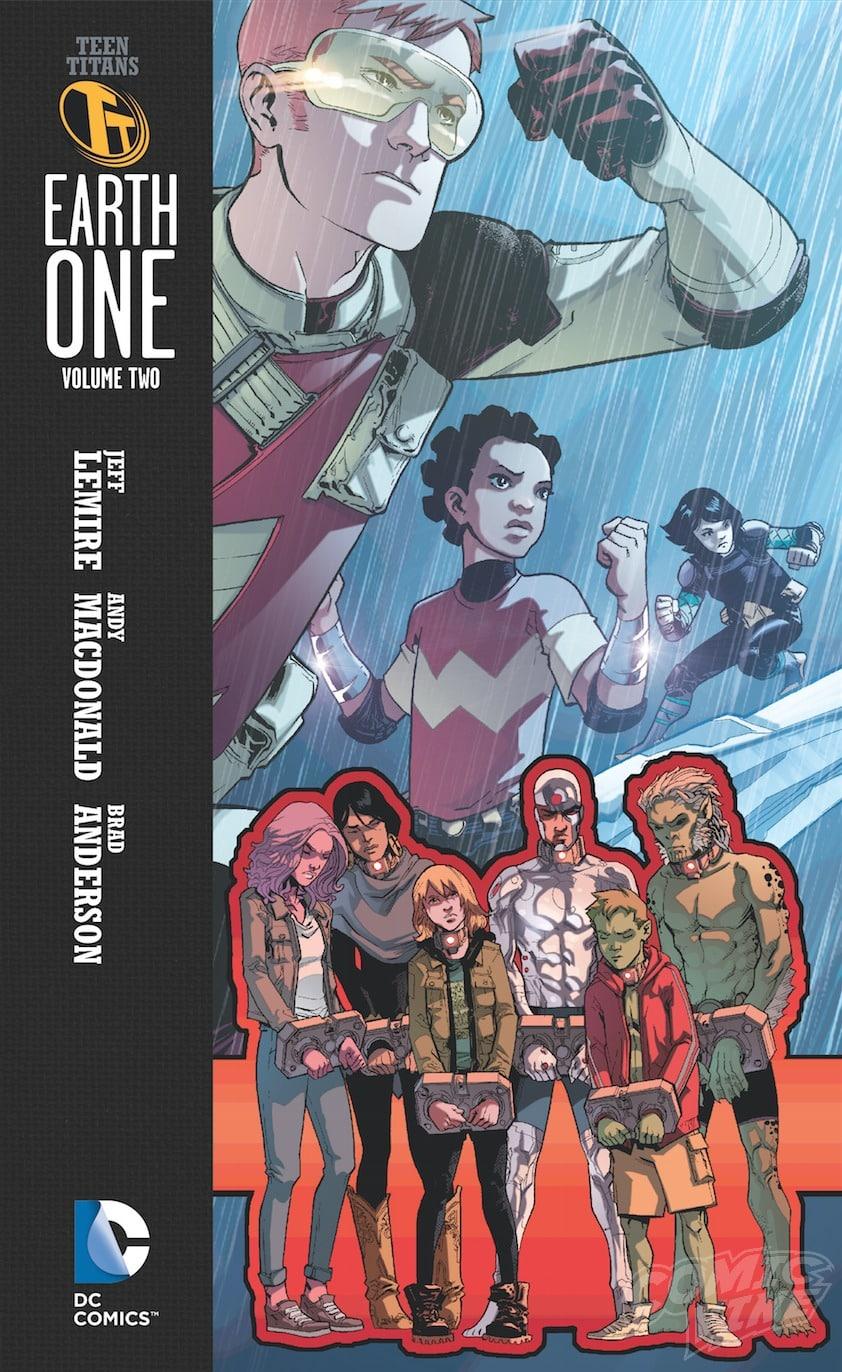 Teen Titans Vol 2: The Rise of Aqualad