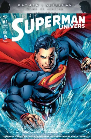 critique superman univers #1