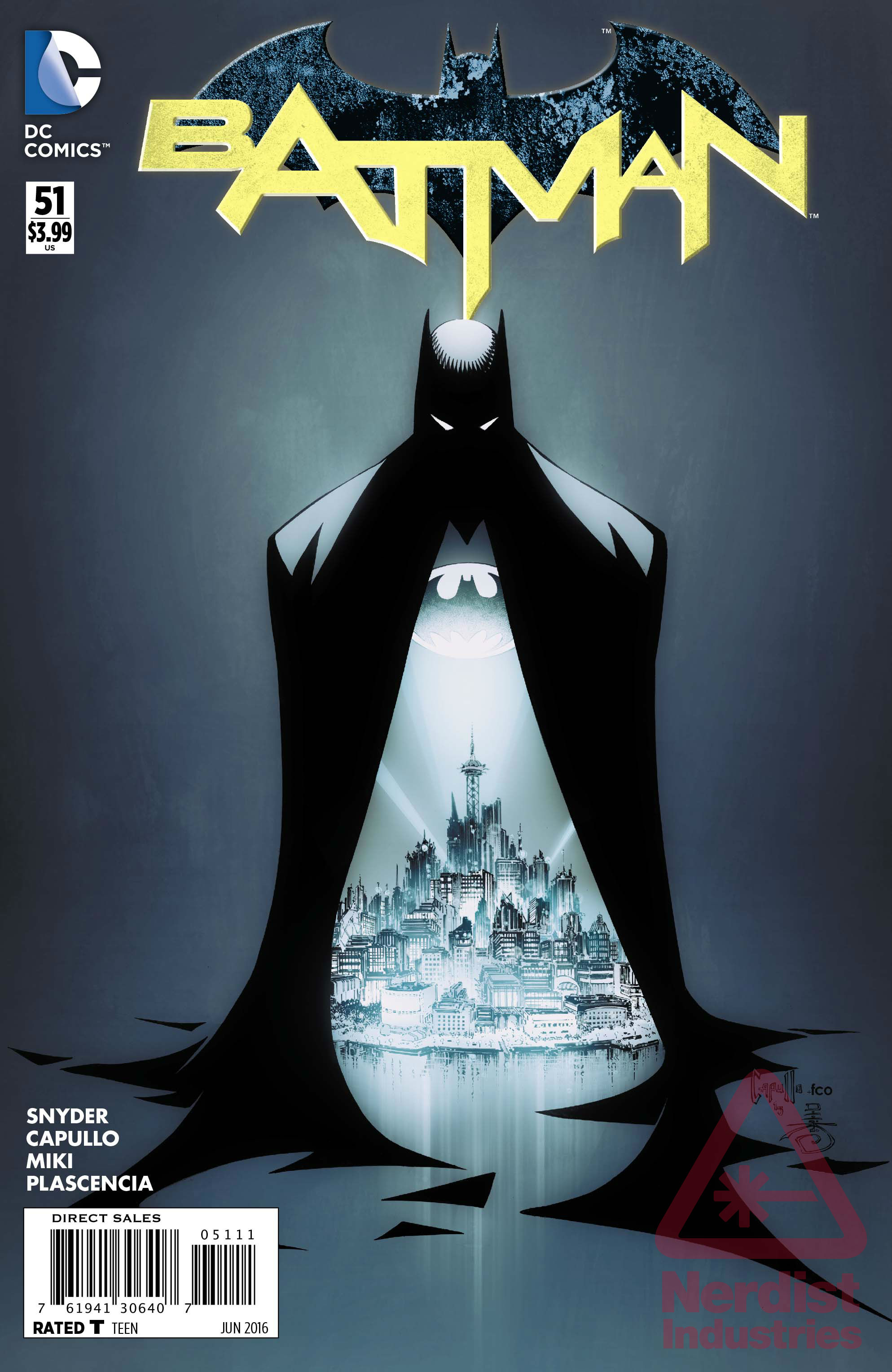 Preview Batman #51